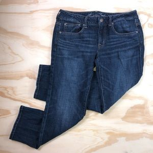 American Eagle Outfitters Women's Boy Fit Jeans